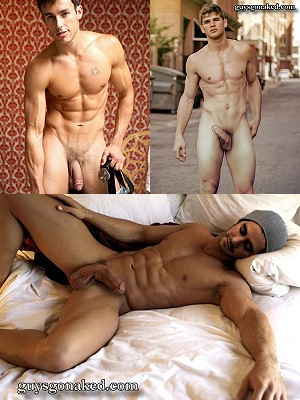 male fitness models naked