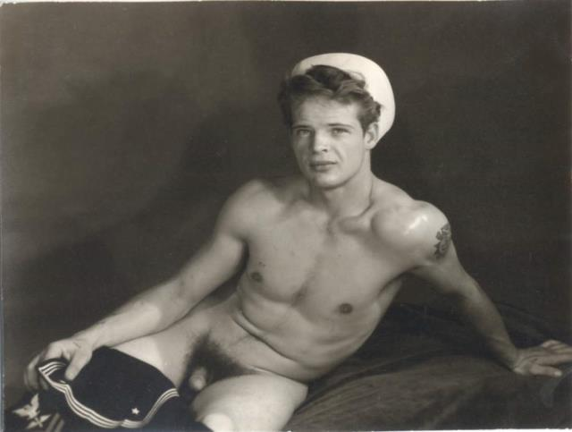 naked sailors vintage erotica