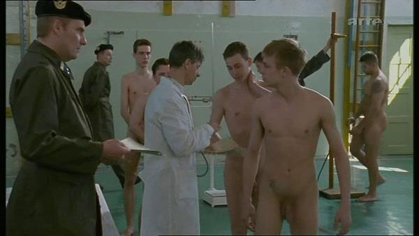 french schoolboys military physicals