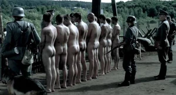 military nudity in cinema