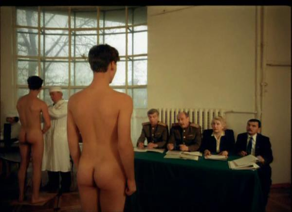from Patrick nude schoolboys medical exam