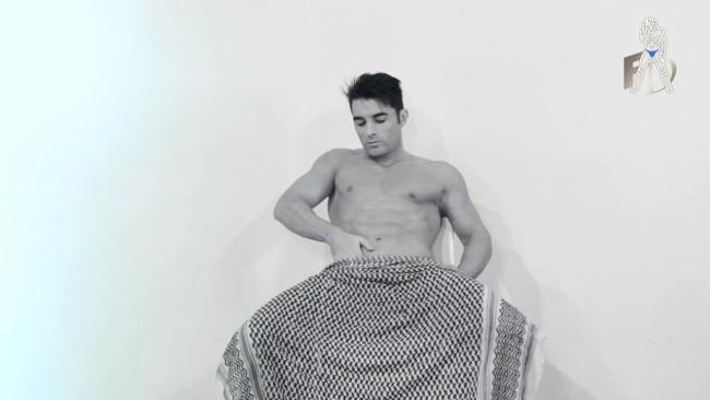sexy male stripper