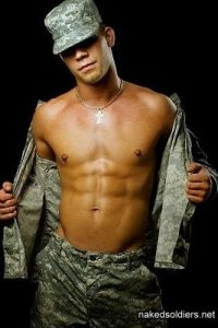 Military male erotica