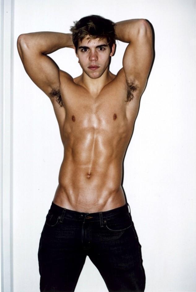 Male Model Chris Cuba
