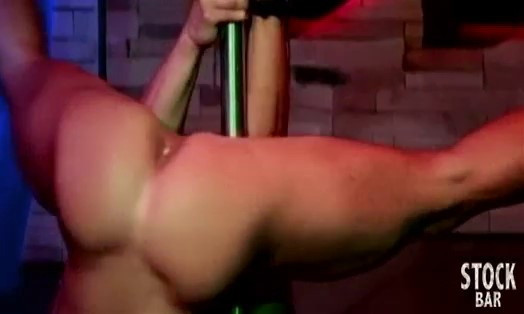 boy stripper butt