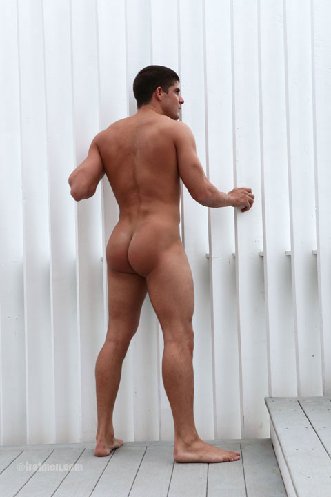 hot hunk naked