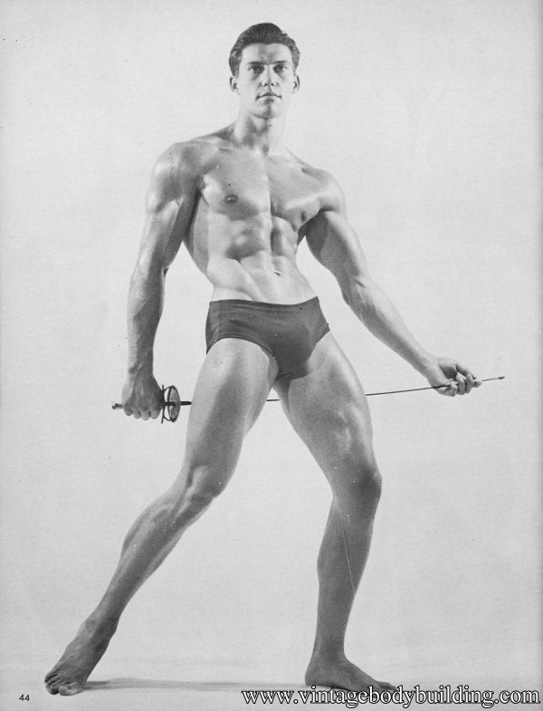 magnificent bodybuilder