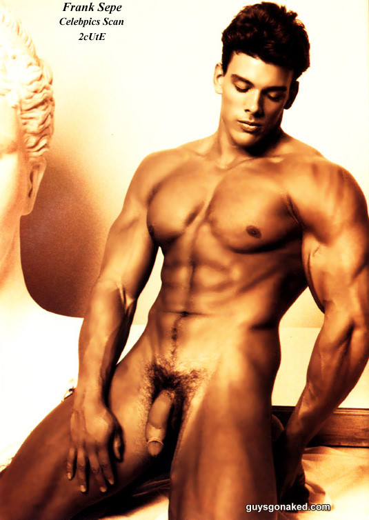 muscle men and hunks naked