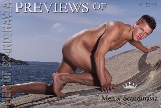 swedish guy nude