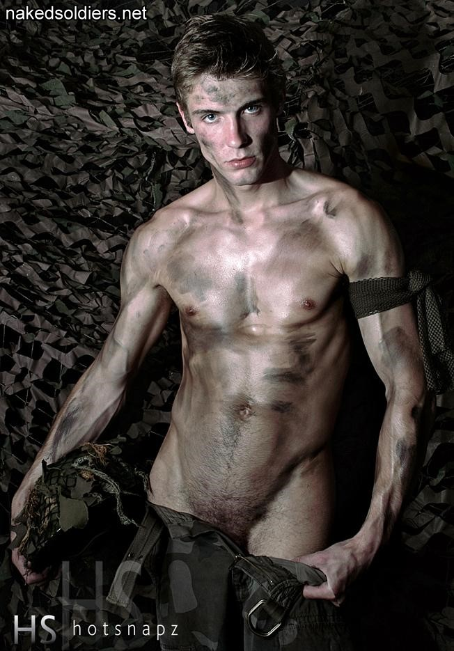 military muscle boy nude