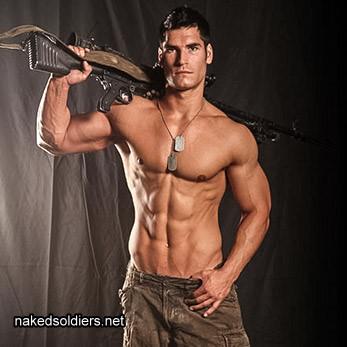 James Alderton soldier