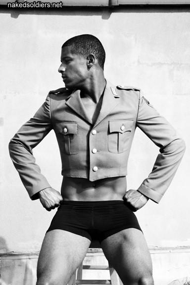 Sexy soldier erotica