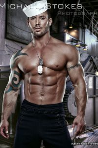 Stunning sailor hunk