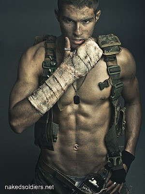 army male models