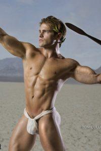Nude spearman erotica