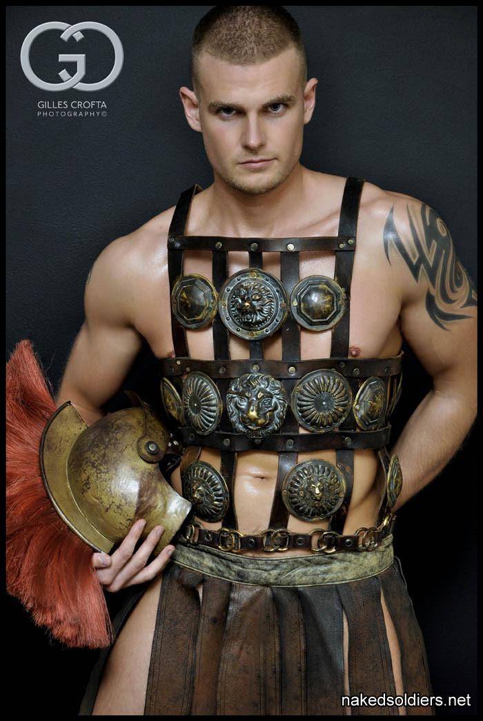 Sexy gladiator