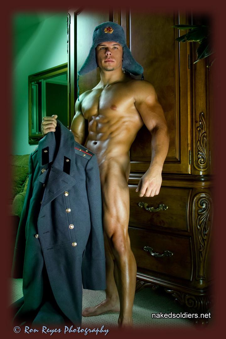 Chinese hunk naked